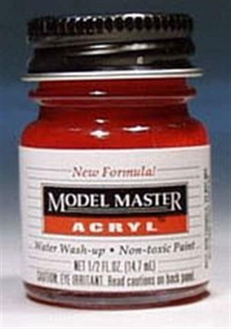 acrylic paint used on plastic clear testors acrylic plastic model paint