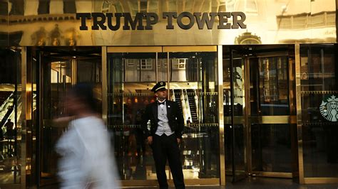 trumps hpuse in new york when you see trump on a building it might not be what