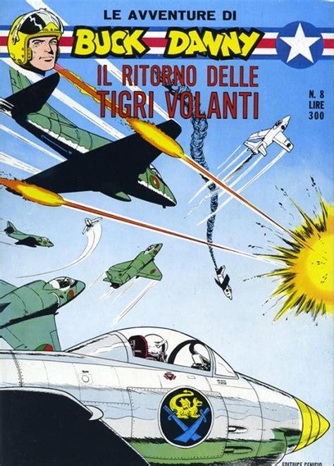 tigri volanti buck danny en italien 26 il ritorno delle tigri volanti