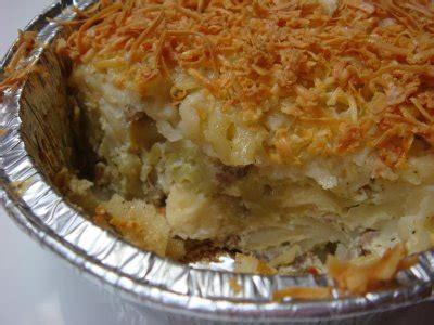 Macaroni Keju Panggang pinki s resep macaroni schotel panggang