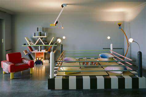 Star Wars Bedroom Set Karl Lagerfeld Memphis Apartment Monaco 1980s