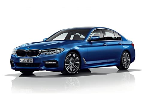 how many series does bmw new 2017 bmw 5 series revealed lighter quicker more