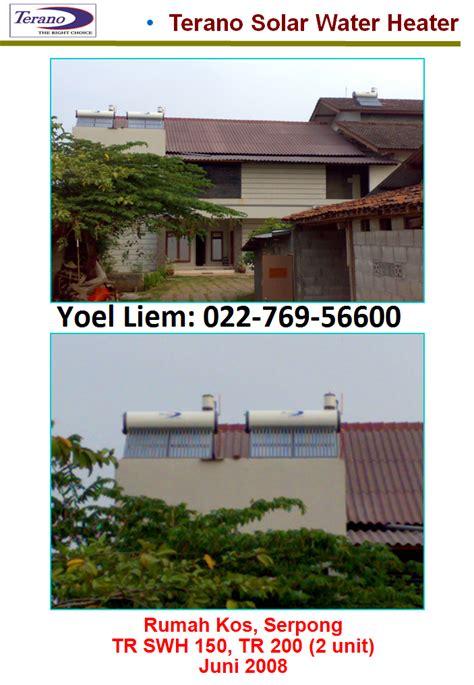 Wika Solar Water Heater Bandung harga distributor solar water heater bandung