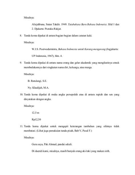 Surat Surat Dari Sumatra 1928 1949 By J J De Velde pedoman ejaan yang disempurnakan eyd