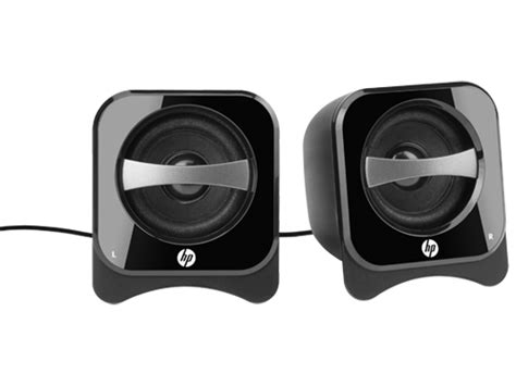 Speaker Laptop Hp hp compact 2 0 speakers hp 174 official store