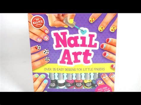 Nail Activity Book nail activity book from klutz