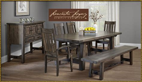 Legacy Amish Handcraft Furniture - handcrafted amish distinctive interiors