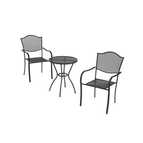 steel mesh patio chairs unbranded burlingame steel mesh outdoor stacking chair