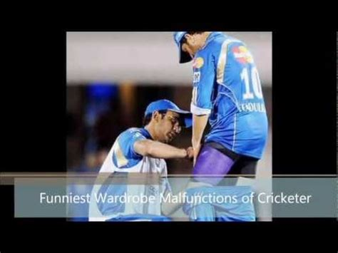 Hilarious Wardrobe by Funniest Wardrobe Of Cricketer