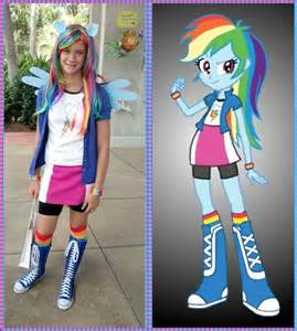 25 best ideas about rainbow dash costume on pinterest old my little pony my little pony