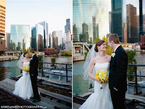 Kara & David's River East Art Center Wedding Chicago