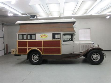 motor house cars 1931 dodge brothers motorhome house car cer