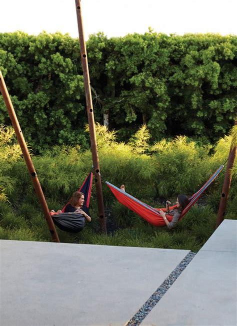 Great Hammocks cool ways to hang a hammock for a lazy summer nap