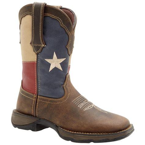 rebel by durango 10 flag western pull on western boot flag 557288 cowboy