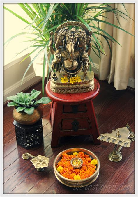hindu home decor the east coast desi just in time for some ganesha