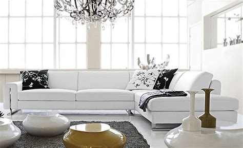 Living Room Ideas With White Leather Couches by Free Shipping Small L Shaped Simple White Cattle Leather