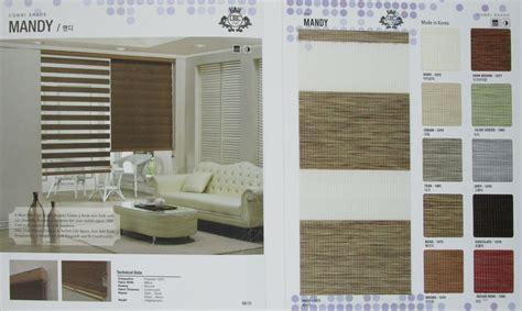 ddc korean combi shades excellent home decor