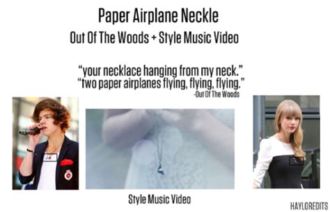 taylor swift and harry styles necklace 1989 harry styles haylor necklace one direction style