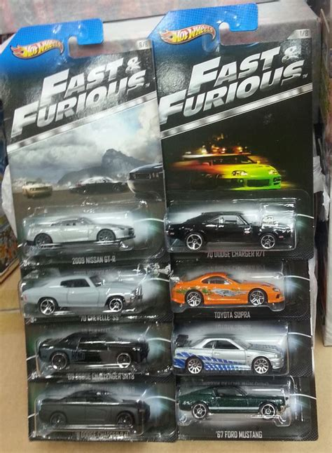 wheels 2013 fast furious 1 64th scale diecast cars toywiz and garden