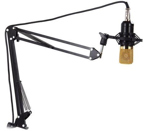 Arm Stand Suspensi Lazypod Microphone arm stand suspensi lazypod mikrofon black jakartanotebook