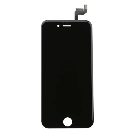 iphone  lcd touch screen assembly black ultra premium