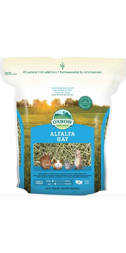 Alfalfa Hay Oxbow buy oxbow alfalfa hay small animal hay at well ca free