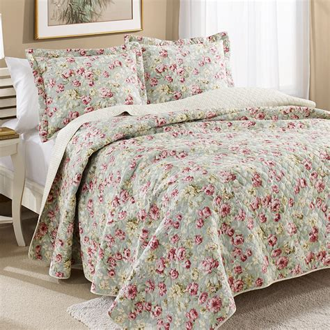 ashley bedding laura ashley bloomsbury quilt set from beddingstyle com