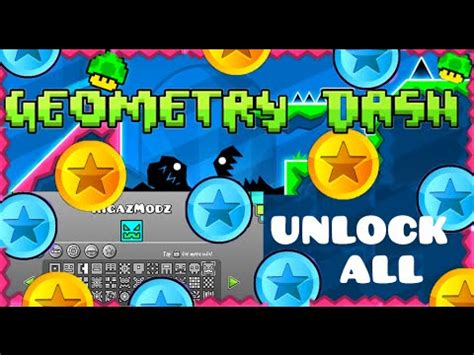 geometry dash full version all unlocked full download how to hack geometry dash 1 9 steam all