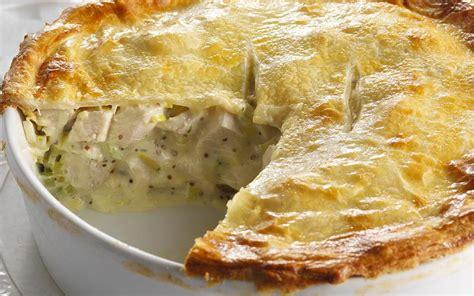 chicken and pie best recipe chicken leek pie recipe dishmaps