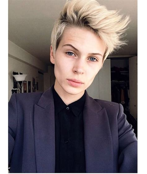 paige boy haircuts pictures 513 best images about tomboy androgynous goals on