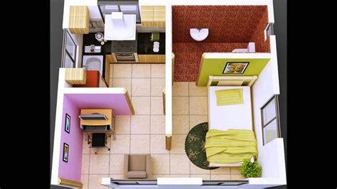 como decorar un estudio de 40 metros plano de casa de 40 metros cuadrados youtube
