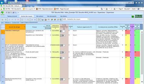 Grille D évaluation Des Risques Psychosociaux by Logiciel Document Unique 233 Valuation Des Risques
