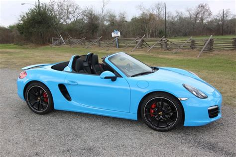 miami blue porsche boxster what s your favorite porsche color 986 forum for