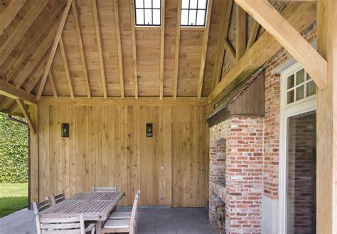 Extension Terrasse Couverte by Terrasse Couverte Et Extension En Bois Livinlodge