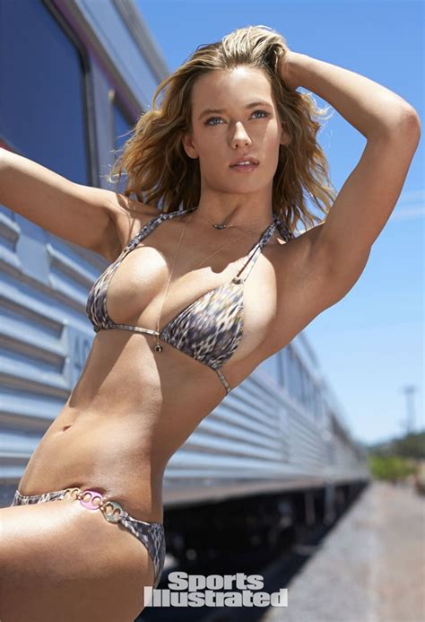 sports illustrated ferguson in sports illustrated swimsuit 2015 issue