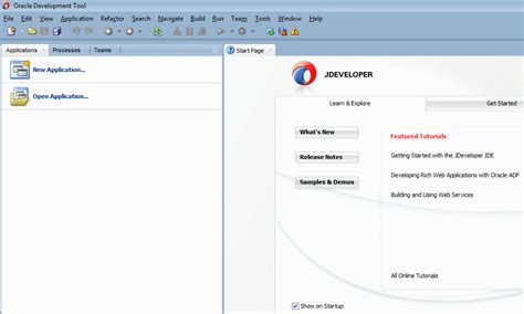 oracle tutorial ejb oracle jdeveloper 12c 12 1 2 tutorials building a web