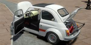 Fiat 500 Mods Gta4 Mod Fiat 500 695 Abarth Gta4 Mod Grand Theft Auto 4