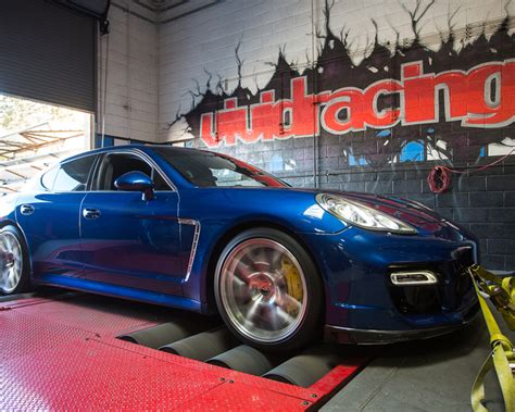 Porsche Panamera Tuned by Ap Tuned Ecu Flash Tune Porsche Panamera Turbo 4 8l V8 10