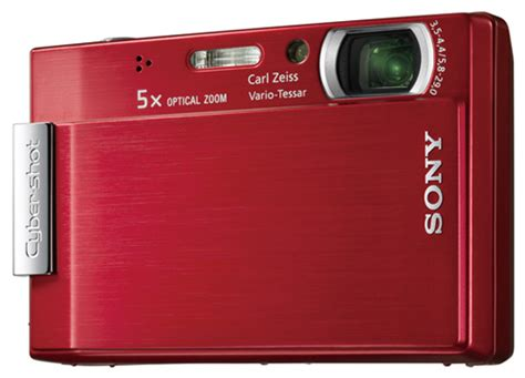 Sony Cyber T100 Lots Of Tech Tucked Into A Tiny Casing sony cyber t100 lots of tech tucked into a tiny