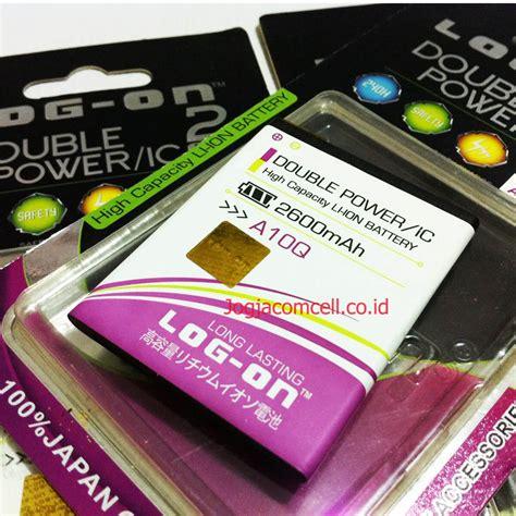 Baterai Log On Evercoss A6t baterai evercoss a10q log on power 2 600 mah harga terjangkau