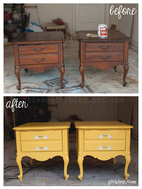 Trash To Treasure Furniture by 25 Best Ideas About Bright Painted Furniture On