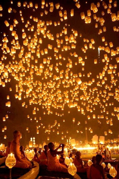 thailand s festival of lights places i to visit