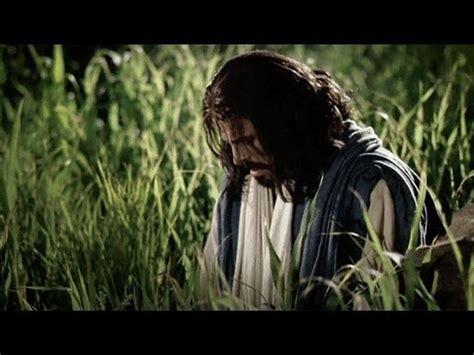 el salvador sufre en getsemani youtube