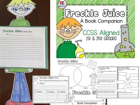 freckle juice book report top 16 ideas about substitute plans on
