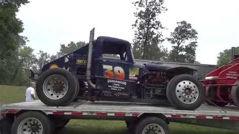 detroit truck detroit diesel race truck