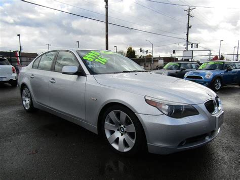 bmw 2006 5 series 2006 bmw 5 series 530i in salem or cascade car connection