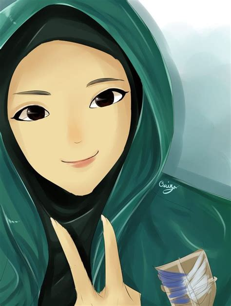 wallpaper animasi jilbab 53 best images about muslim anime on pinterest muslim