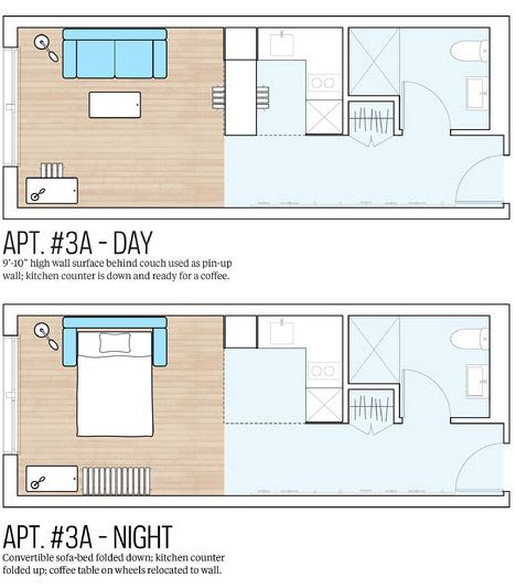 micro apartments floor plans nyc announces micro apartment design comp winner core77