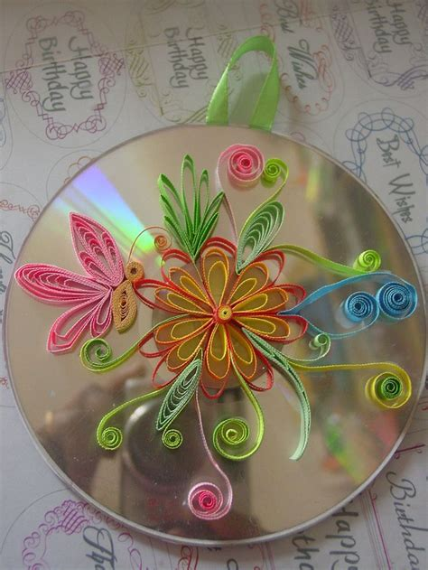 Quilling Paper Craft - quilling quilled flowers paper craft greeting cards