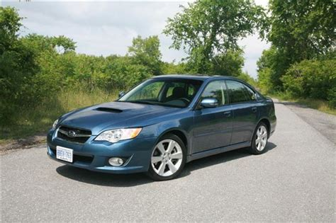 2008 Subaru Legacy Review by Day By Day Review 2008 Subaru Legacy Gt Autos Ca